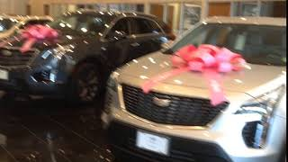 Testimonial Review by Bill: 2019 Cadillac x4 at      LES Automotive in