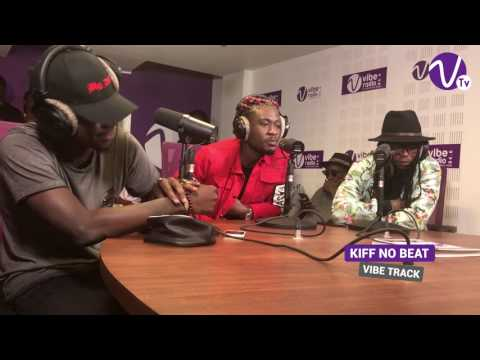 "Kiff No Beat : En Freestyle sur "" Pause "" à Vibe Radio"