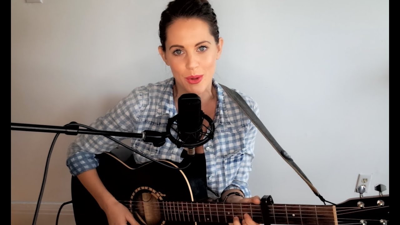 Hank Williams - Lovesick Blues (Cover) - Lynn Moffatt