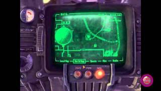 Fallout New Vegas Old World Blues - Armaduras Únicas - Hazmat Suit