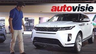 Onthuld! De nieuwe Range Rover Evoque