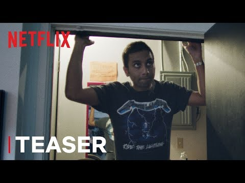 Aziz Ansari: Right Now | Official Teaser | Netflix