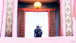 "NEW SKIN ""SHOGUN""! HEAD OF THE SAMURAI ARMY! (Fortnite Battle Royale)"