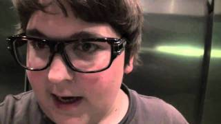 Never Say Never shout out by Andy Milonakis