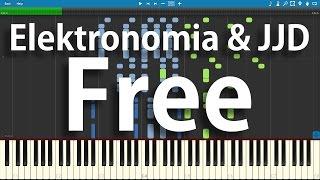 Elektronomia Jjd Free Synthesia Piano Cover.mp3