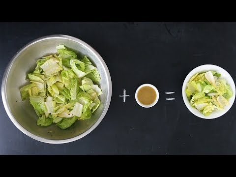Tips and Tricks for Perfectly Crisp Salads- Kitchen Conundrums with Thomas Joseph