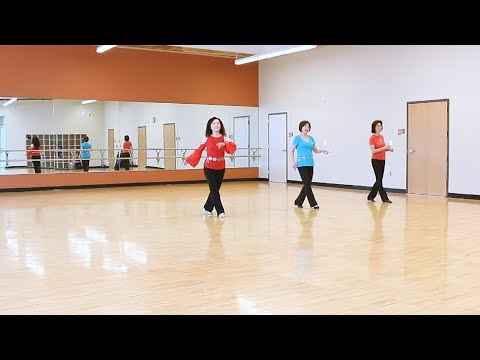 Give And Take - Line Dance (Dance & Teach)