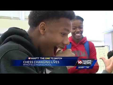 Chess Changing Lives