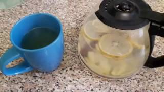 Имбирь с лимоном и медом  рецепт