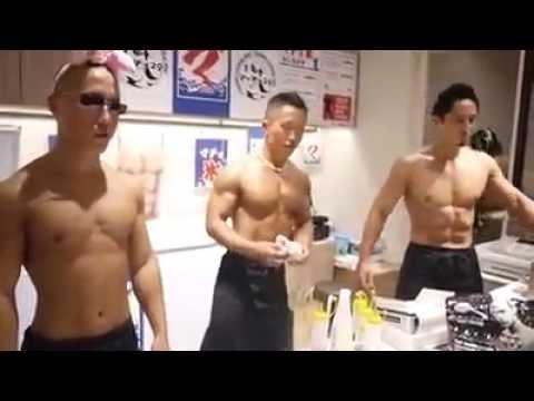 Japanese Hunks