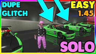 🔴*WORKING NOW* SOLO UNLIMITED Money Glitch in GTA Online 1.44/1.45 (AFTER TERRORBYTE) (SUPER EASY)