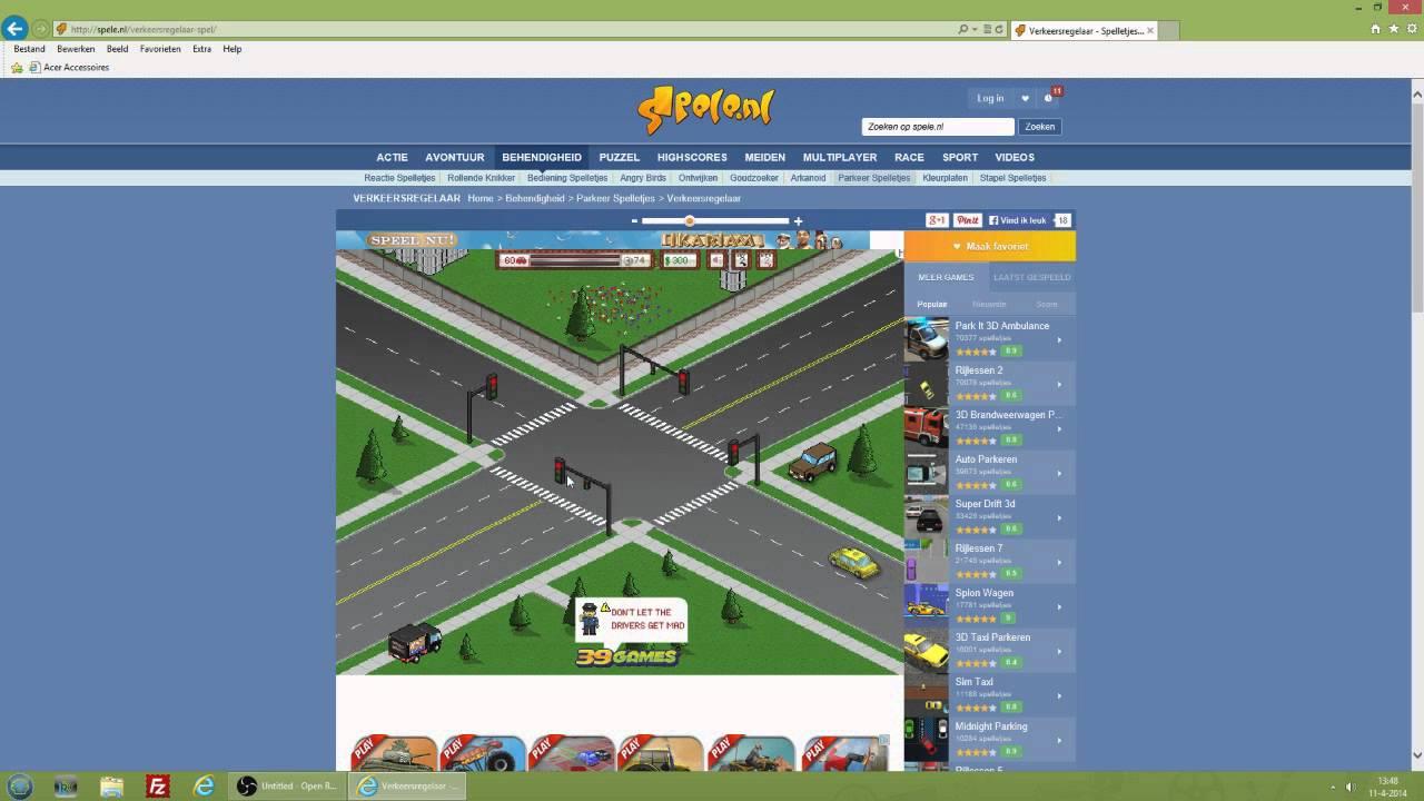 Kleurplaten Angry Birds Race.Spele Nl 5 Verkeers Regelaar