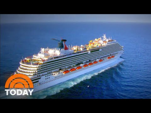 Cruise Ships Prepare To Welcome Back Passengers | TODAY