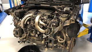 How to Fix Mercedes Benz 2014 gl450  Engine Misfire? Part 2