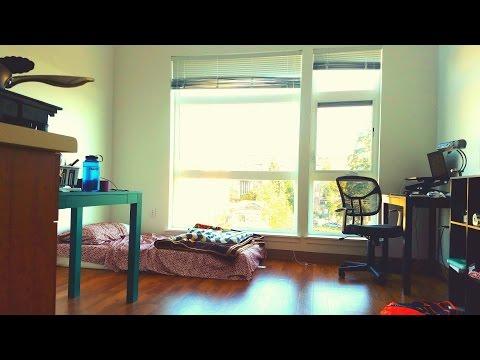 My College Apartment Tour! (University of Washington) (Studio 7)