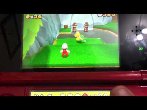 truco súper Mario 3D land
