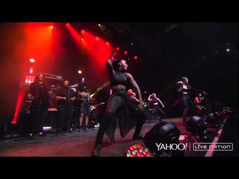 Ciara Jackie Tour Live In Silver Spring Part 2