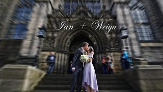 Edinburgh Wedding Ceremony
