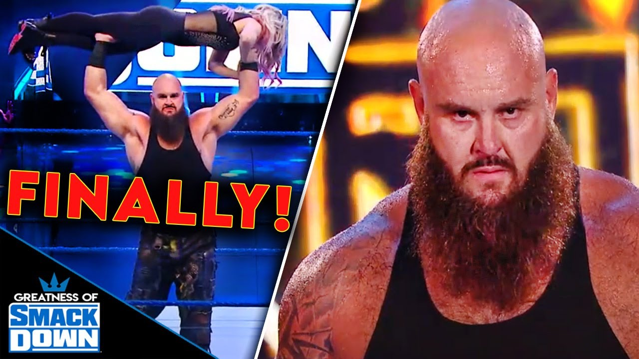 Download Braun Strowman TURNS HEEL! | WWE SmackDown August 14, 2020 Results & Review
