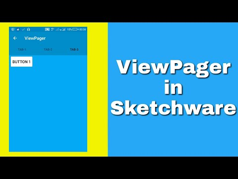 ViewPager in Sketchware