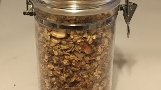 How To Make Your Own Honey And Vanilla Granola - Diy Food & Drinks Tutorial - Guidecentral