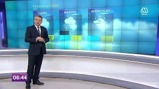 Confirman precipitaciones para Santiago: Revisa el pronóstico del tiempo para todo el país