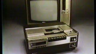 "1979 Sony Betamax VCR ""Family has to decide"" TV Commercial"