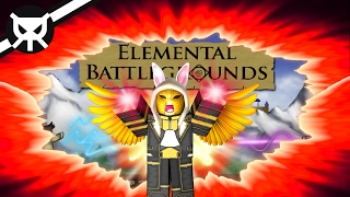 Using Good Combos! ▼ Elemental Battlegrounds ROBLOX ▼ Part 4