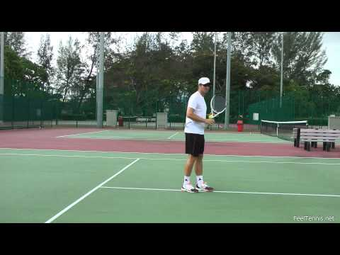 Thumbnail: How Develop Good Hands At The Net - 3 Volley Drills For Feel and Touch