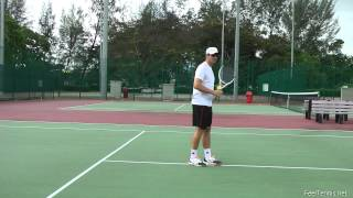 How Develop Good Hands At The Net - 3 Volley Drills For Feel and Touch