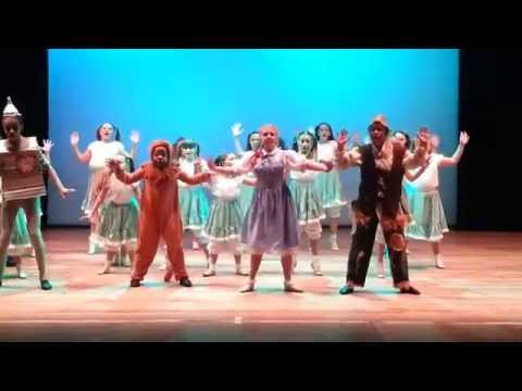 Gillham School of Performing Arts - Oz