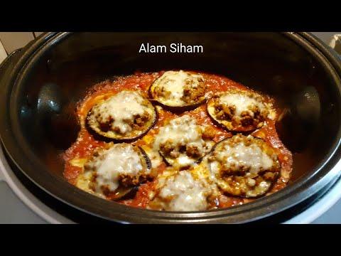 ma-première-gratin-à-l'autocuisto/aubergine-grillées-tomates-mozzarella