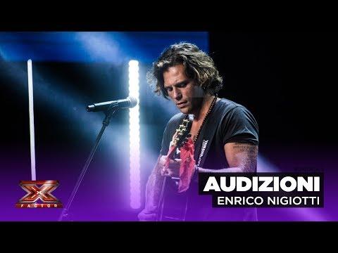 La seconda chance di Enrico Nigiotti | Audizioni 3