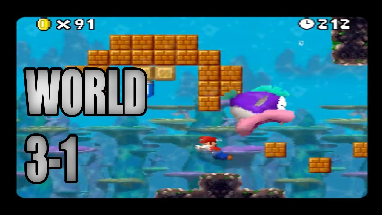 New Super Mario Bros World 3