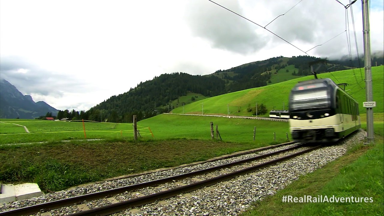 """HD Travel-Switzerland  Real Rail Adventures: """"Train Facts and Zurich"""" - copy - copy - copy"""