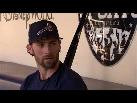 Between 2 Bats: Reporters continue to adjust to Charlie Culberson and Dansby Swanson similarities