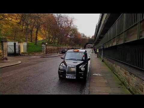 City Cabs Edinburgh - Chip & Pin
