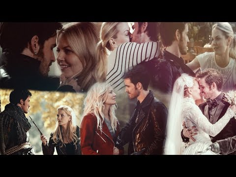 Once Upon A Captain Swan: An Emma and Hook Story