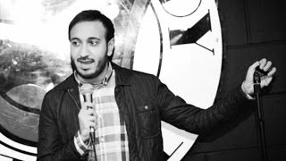 BILAL ZAFAR AT THE MANCHESTER COMEDY STORE