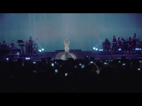 Mariah Carey - Against All Odds live from Glasgow