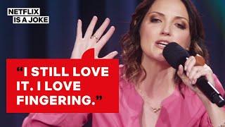 Jen Kirkman Reveals the Truth About Getting Fingered | Netflix Is A Joke
