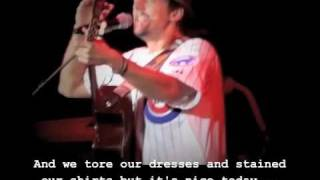 A BEAUTIFUL MESS (Jason Mraz live at Wrigley Field, Chicago)