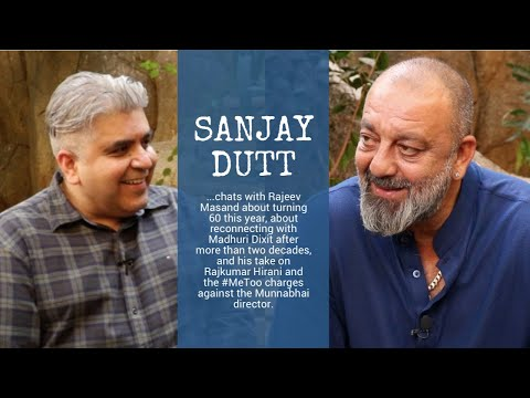 Sanjay Dutt interview with Rajeev Masand I Turning 60