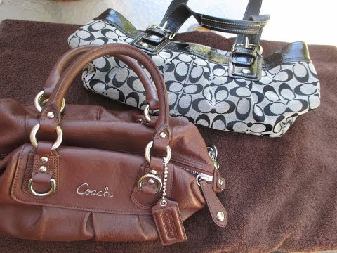 e35b3a14b18bf0 DIY: How To Clean Your Designer Handbags - aSimplySimpleLife - YouTube