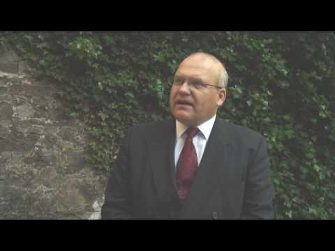 H. E. Roman Buzek - Ambassador of Slovak Republic (Slovak Cultural Week, Dublin)