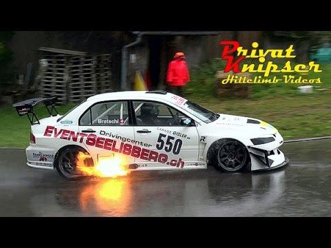 Extreme Mitsubishi Evo 8 RS EGMO // Ronnie Bratschi - Season 2014 // Hillclimb Amazing Pure Sound