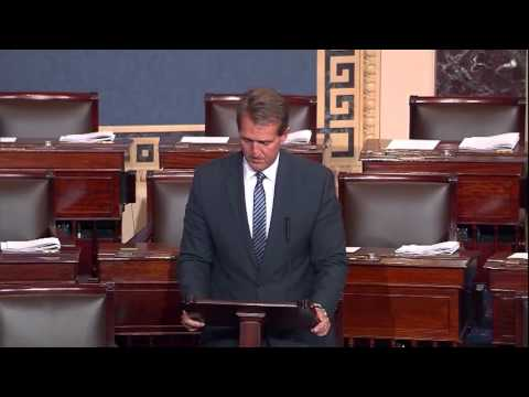 Sens. Flake, Kaine Call on Congress to Authorize Use of Military Force Against ISIL