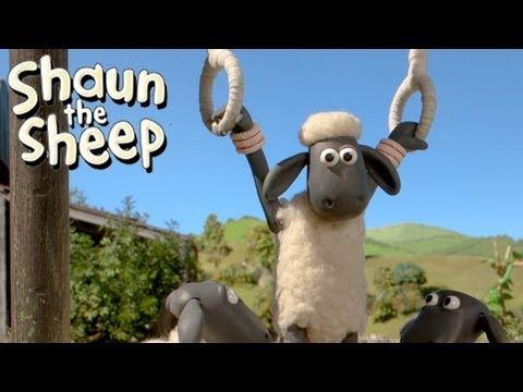 Shaun the Sheep - Championsheeps - Rings (OFFICIAL VIDEO)