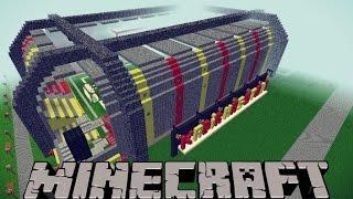 Minecraft / KAYSERİ KADİR HAS STADI YAPIMI #21