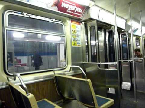 CTA Blue Line Train